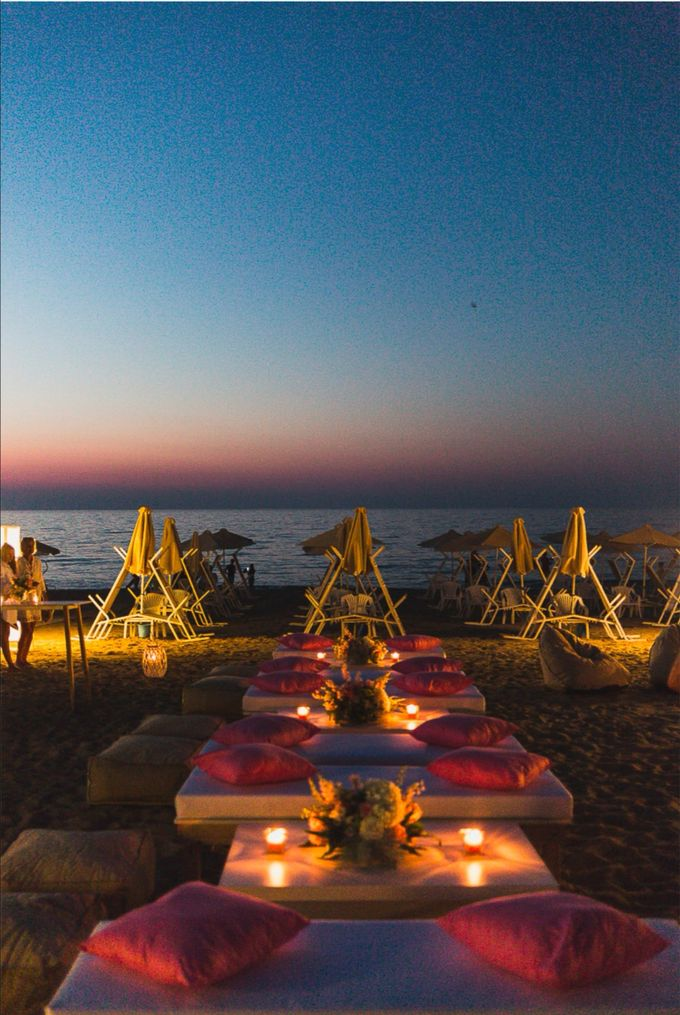 Beach Wedding by Eventous Weddings and Events - 008