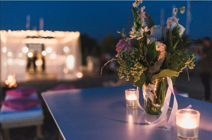 Beach Wedding by Eventous Weddings and Events - 007