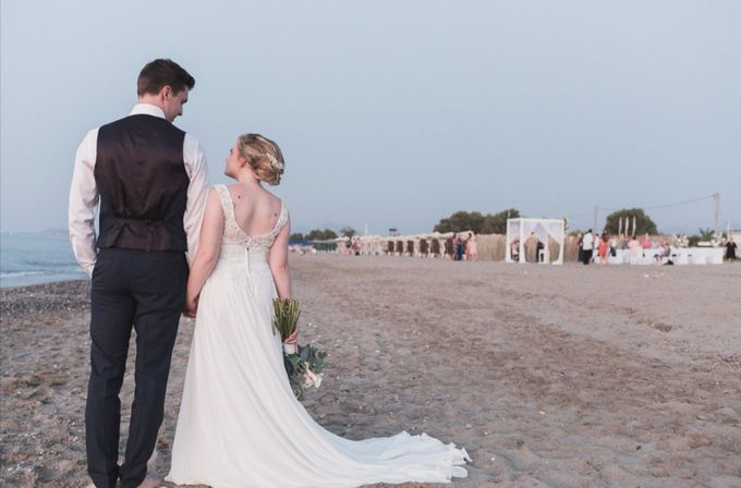 Beach Wedding by Eventous Weddings and Events - 001