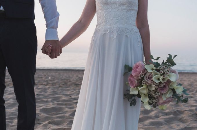 Beach Wedding by Eventous Weddings and Events - 002