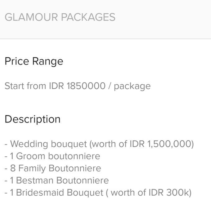 Wedding Pricelist (WA: 081285408526) by Frisch Florist - 004