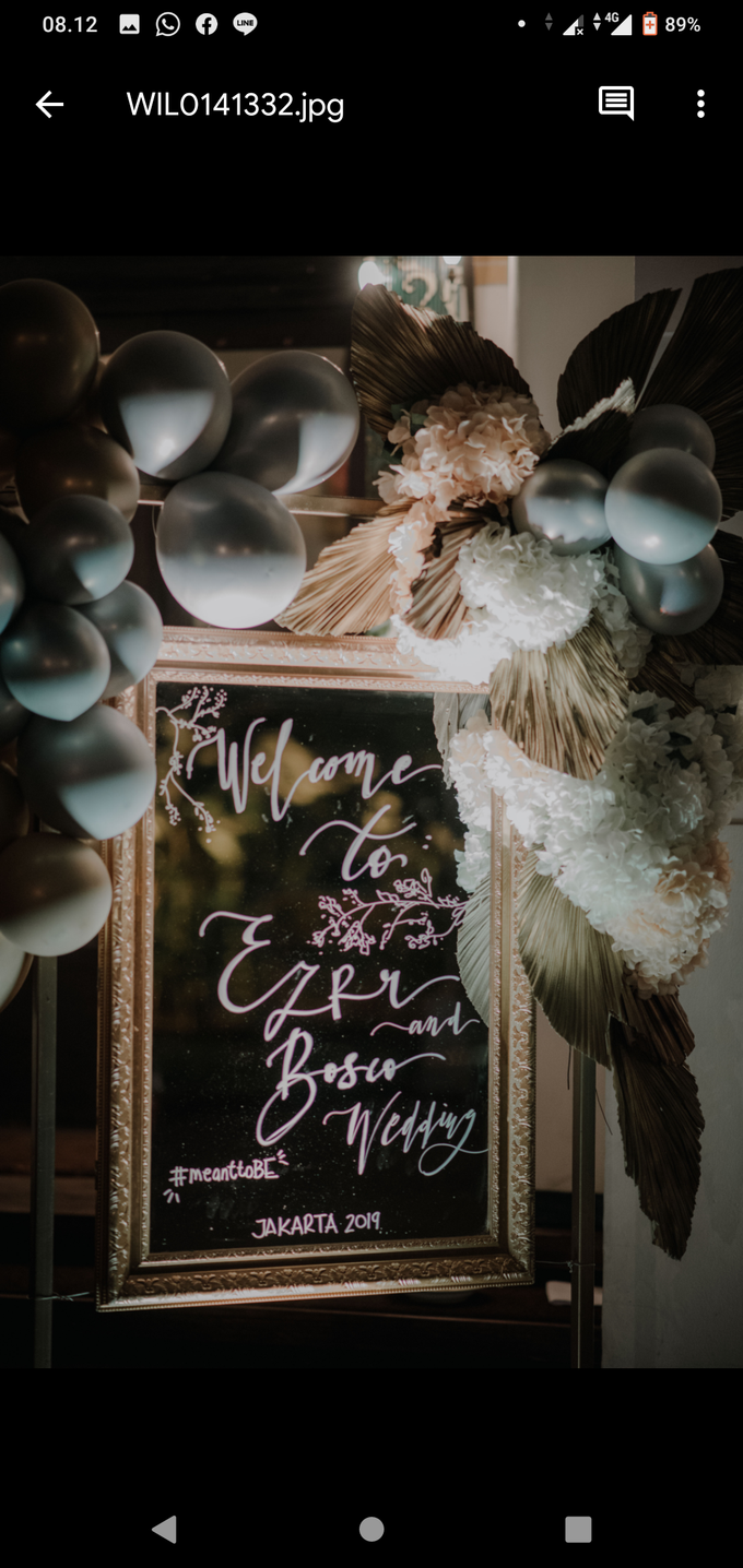 The Wedding Of Ezra & Bosco by FIVE Seasons WO - 011