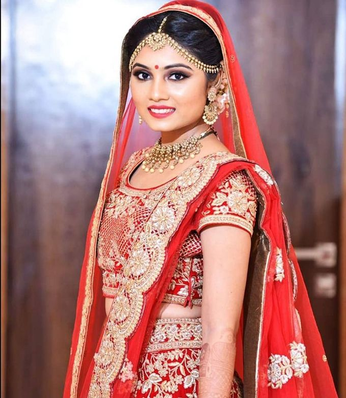 Bridal Portfolio by Magical Makeovers By Divvya - 022