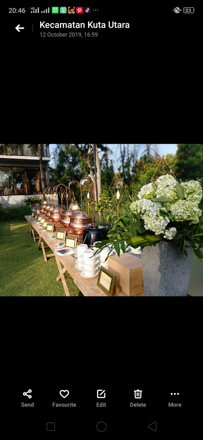 Wedding Event by Table d'Or - 009