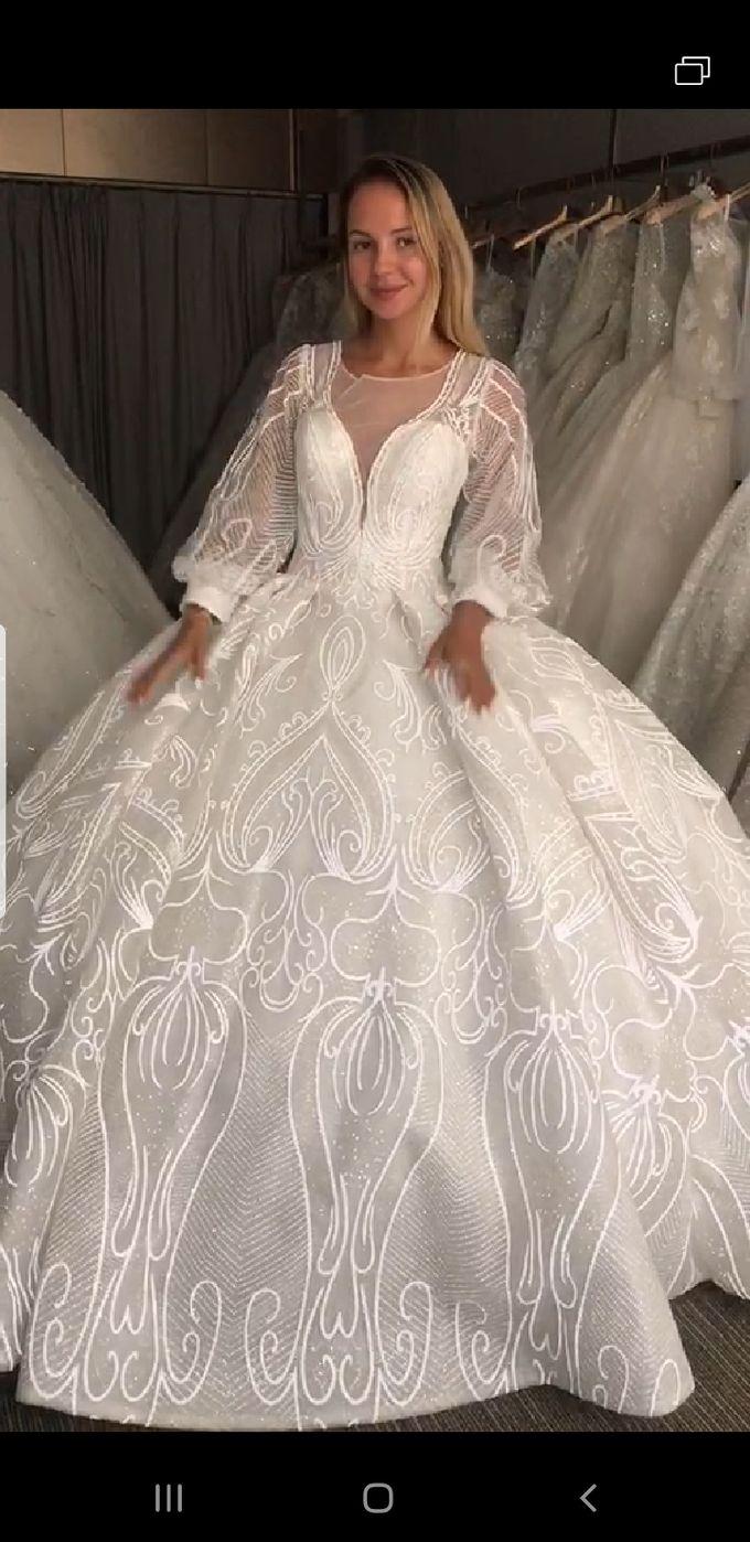 Wedding Dress by Sewa Gaun Pesta - 012