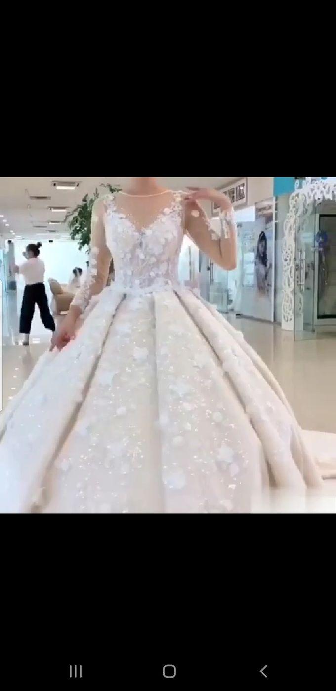 Wedding Dress by Sewa Gaun Pesta - 011