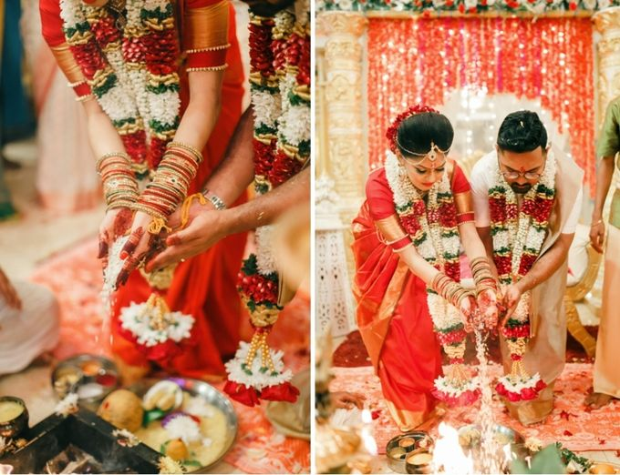 Wedding Decoration : Temple by Florist By HaejaBudiman - 002