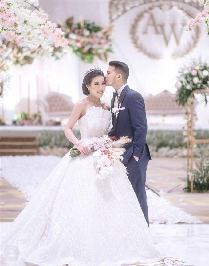 Ardy & Willing Wedding by Frisch Florist - 003