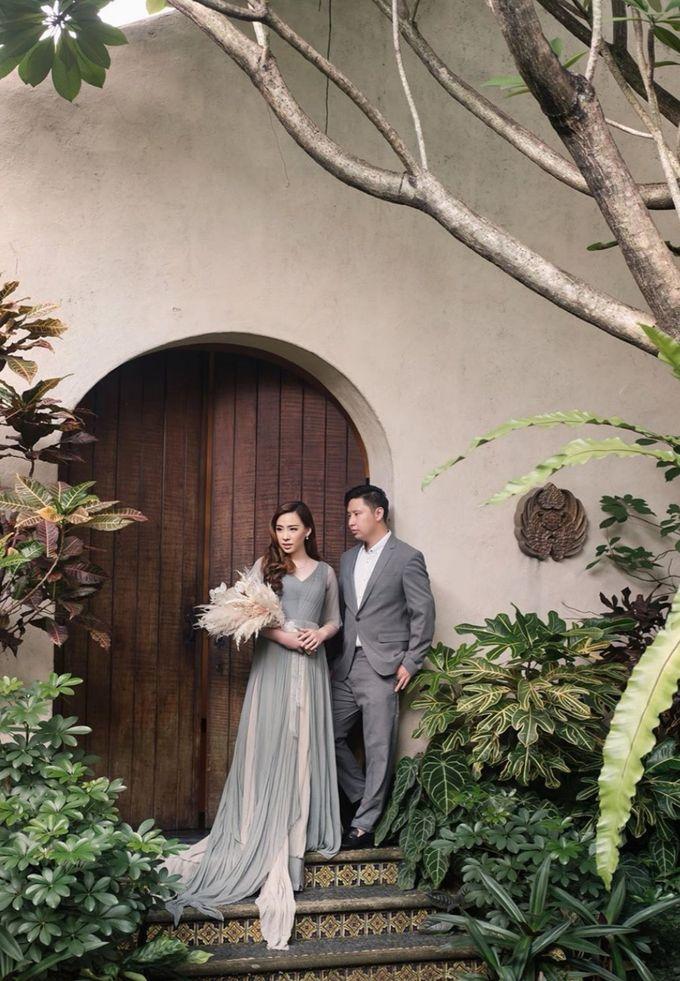 Wyona & Putra Prewedding by Frisch Florist - 003