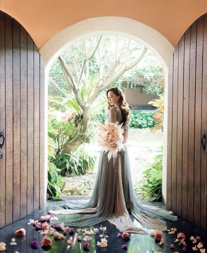 Wyona & Putra Prewedding by Frisch Florist - 001