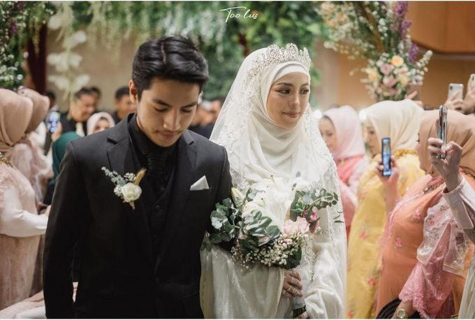 Mr. Faris & Mrs. Shopia by Ventlee Groom Centre - 003