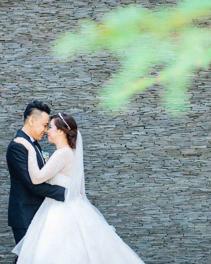 Mr. Tommy & Mrs. Eva Wedding by Ventlee Groom Centre - 001