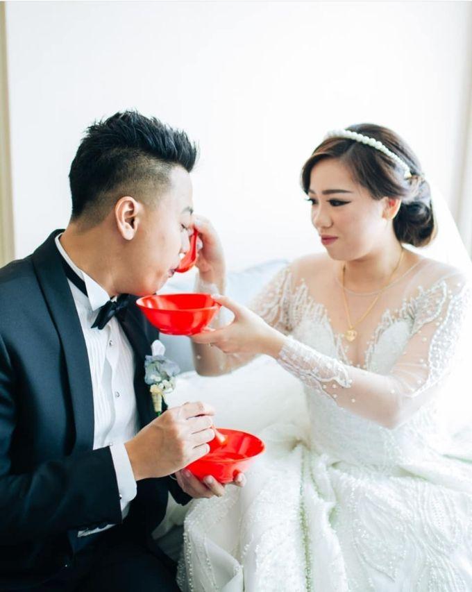 Mr. Tommy & Mrs. Eva Wedding by Ventlee Groom Centre - 007