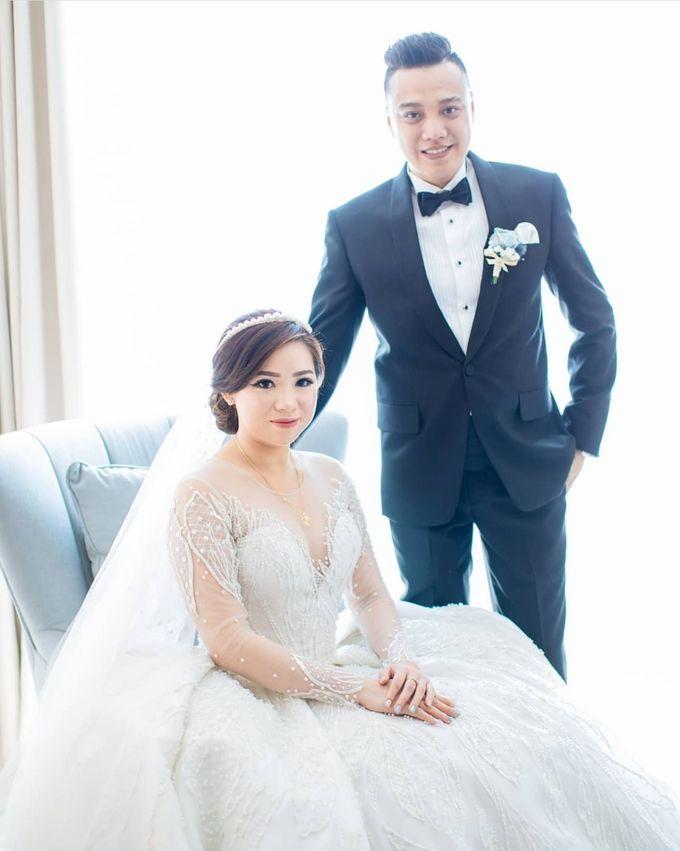 Mr. Tommy & Mrs. Eva Wedding by Ventlee Groom Centre - 006