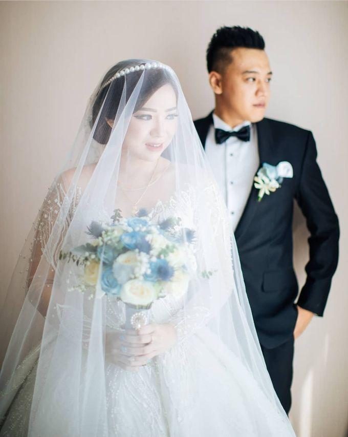 Mr. Tommy & Mrs. Eva Wedding by Ventlee Groom Centre - 002