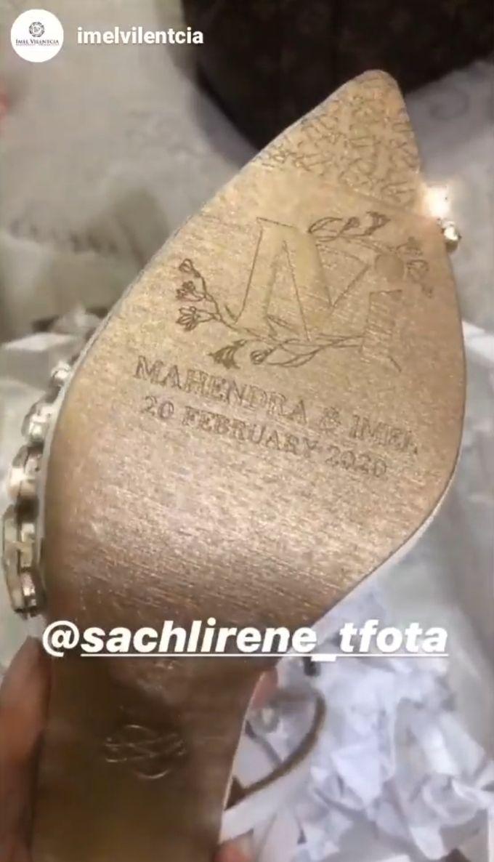 @imelvilentcia | #SachlireneSonya White 7cm by SACHLIRENE TFOTA - 006