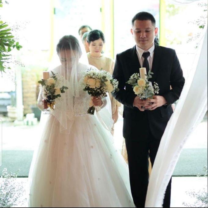 Wedding Of Stephan & Anggita by Natasya Putri Makeup Artist - 004