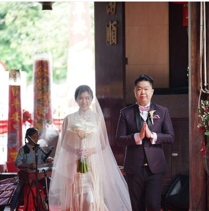 Mr. Henry & Mrs. Helen Wedding by Ventlee Groom Centre - 002