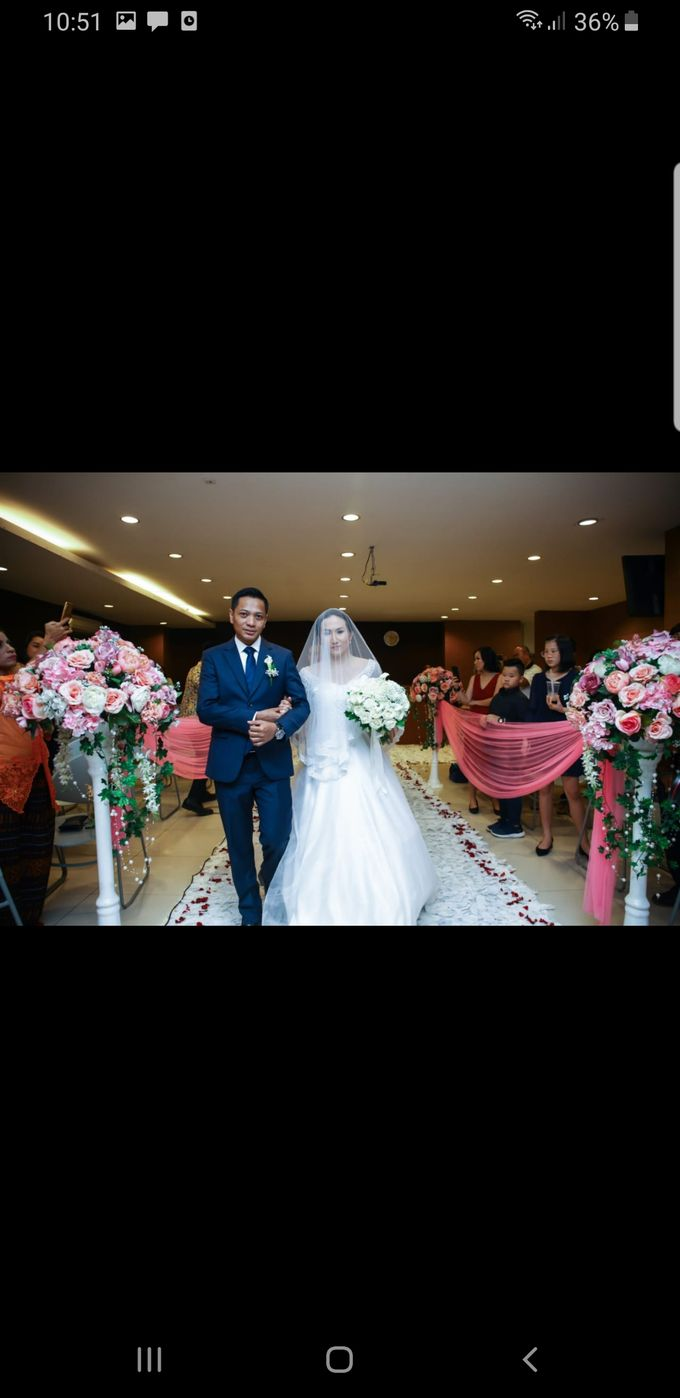 Mr. Denny's Wedding by Ansella Tailor - 001