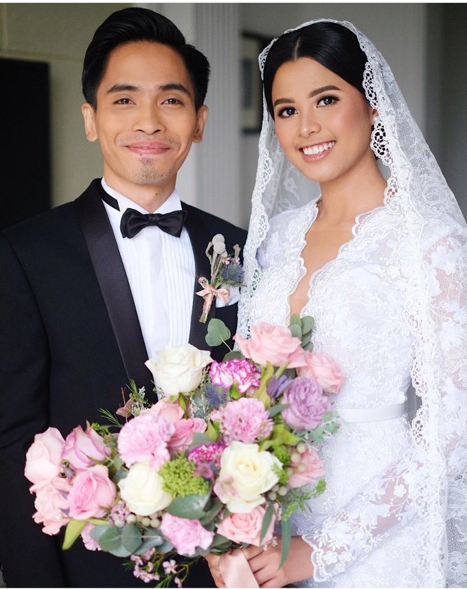 Mr. Mohamad Gangsar & Mrs. Rizka Agata by Bramanta Wijaya Sposa - 003