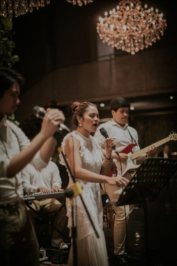 The wedding of Sheilla & Hafiz by HS Music Entertainment - 004
