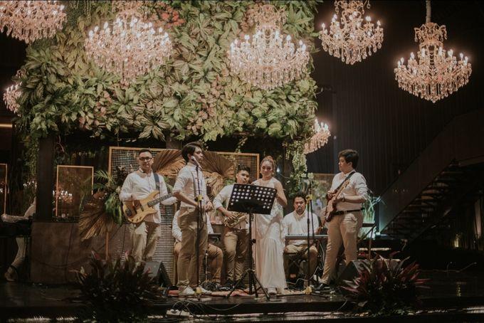 The wedding of Sheilla & Hafiz by HS Music Entertainment - 002