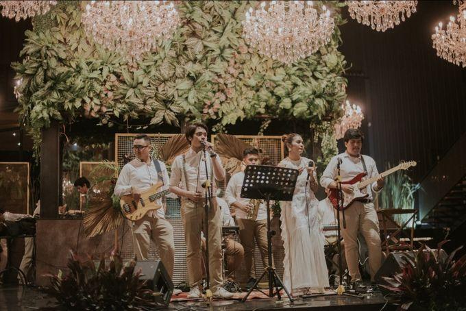 The wedding of Sheilla & Hafiz by HS Music Entertainment - 001
