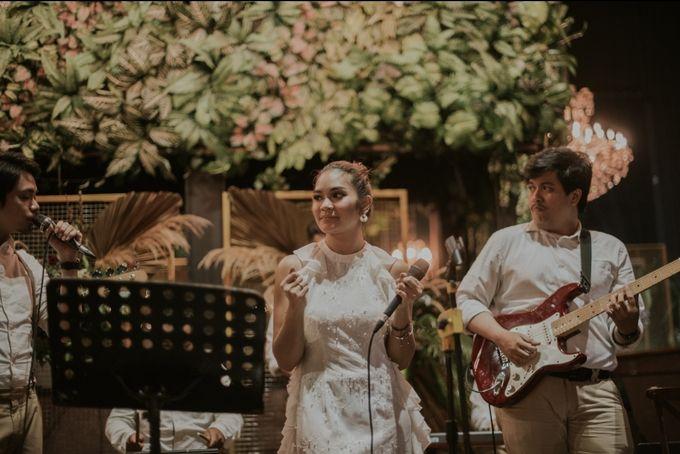 The wedding of Sheilla & Hafiz by HS Music Entertainment - 005
