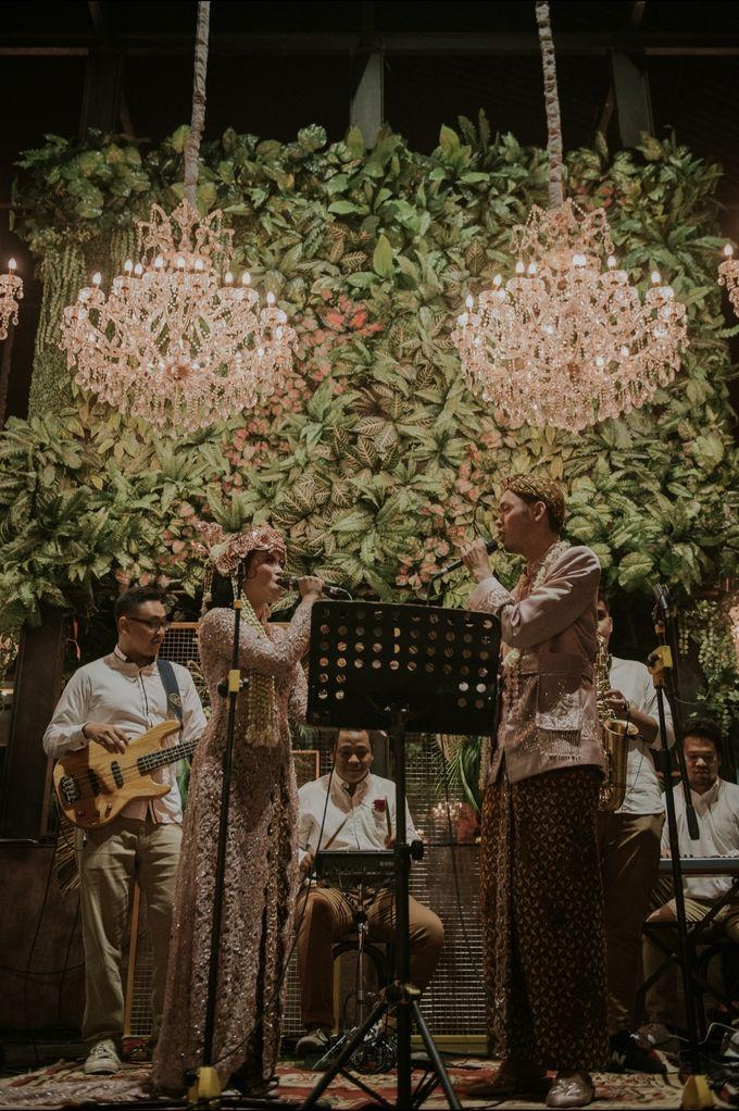 The wedding of Sheilla & Hafiz by HS Music Entertainment - 007