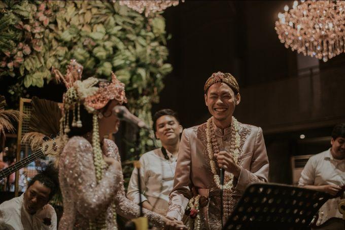 The wedding of Sheilla & Hafiz by HS Music Entertainment - 006