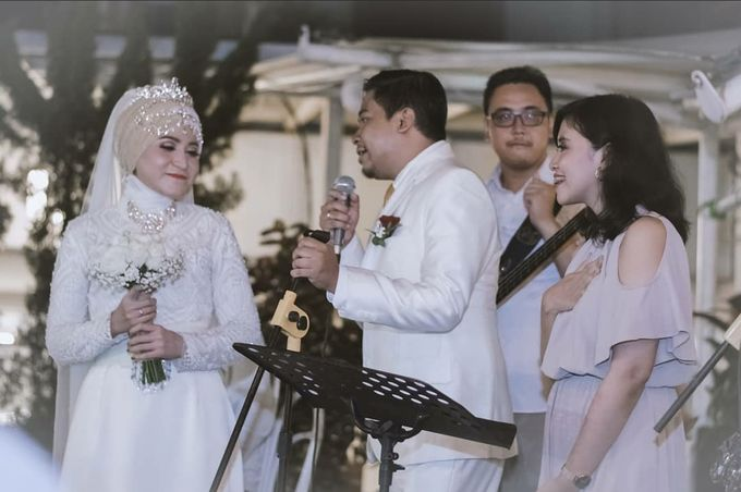 The Wedding of Haris & Tika by HS Music Entertainment - 004