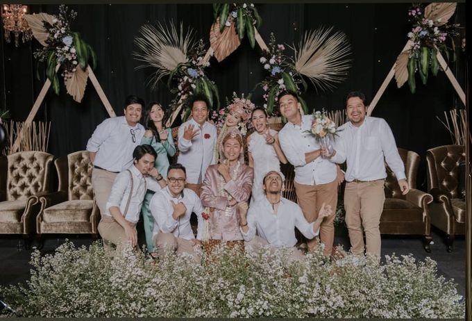 The wedding of Sheilla & Hafiz by HS Music Entertainment - 013