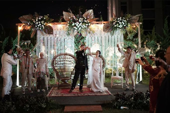 The Wedding of Max & Melisa by HS Music Entertainment - 009