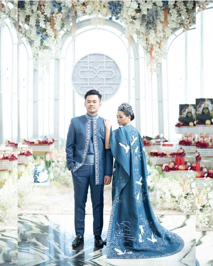 Mr. Vito & Mrs. Janet Wedding by Ventlee Groom Centre - 005
