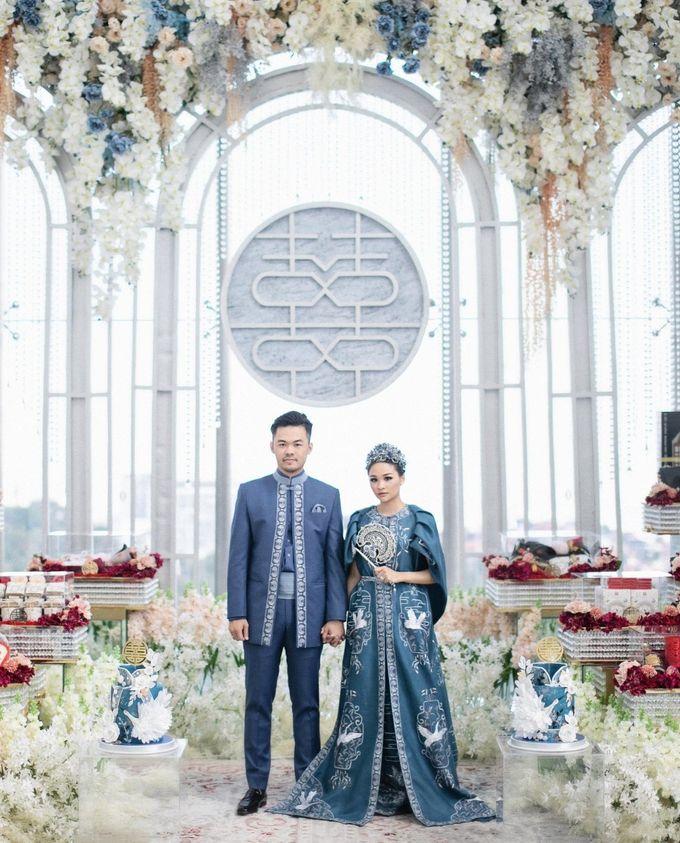 Mr. Vito & Mrs. Janet Wedding by Ventlee Groom Centre - 007