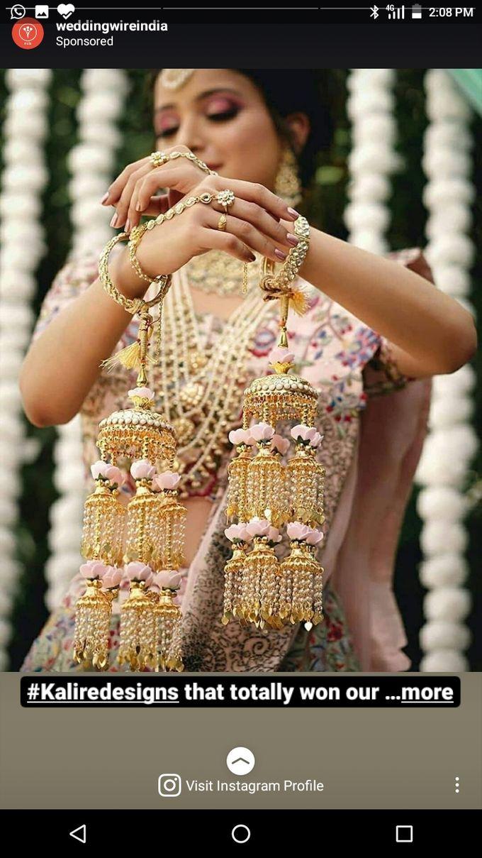 Wedding Dress by Shiv Wonder Wedding - 007
