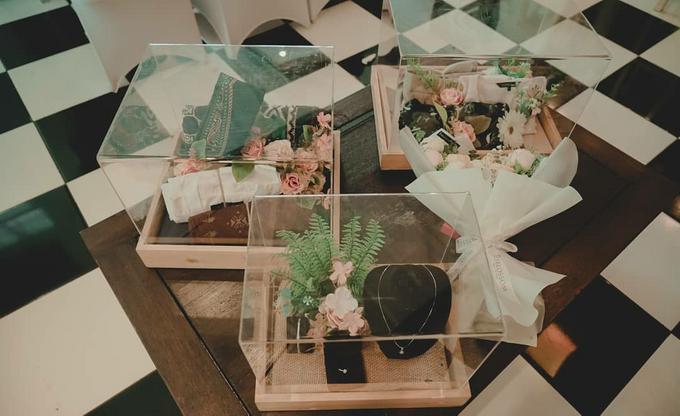 Renanda & Adlan by Jesblossom House Of Flower - 001