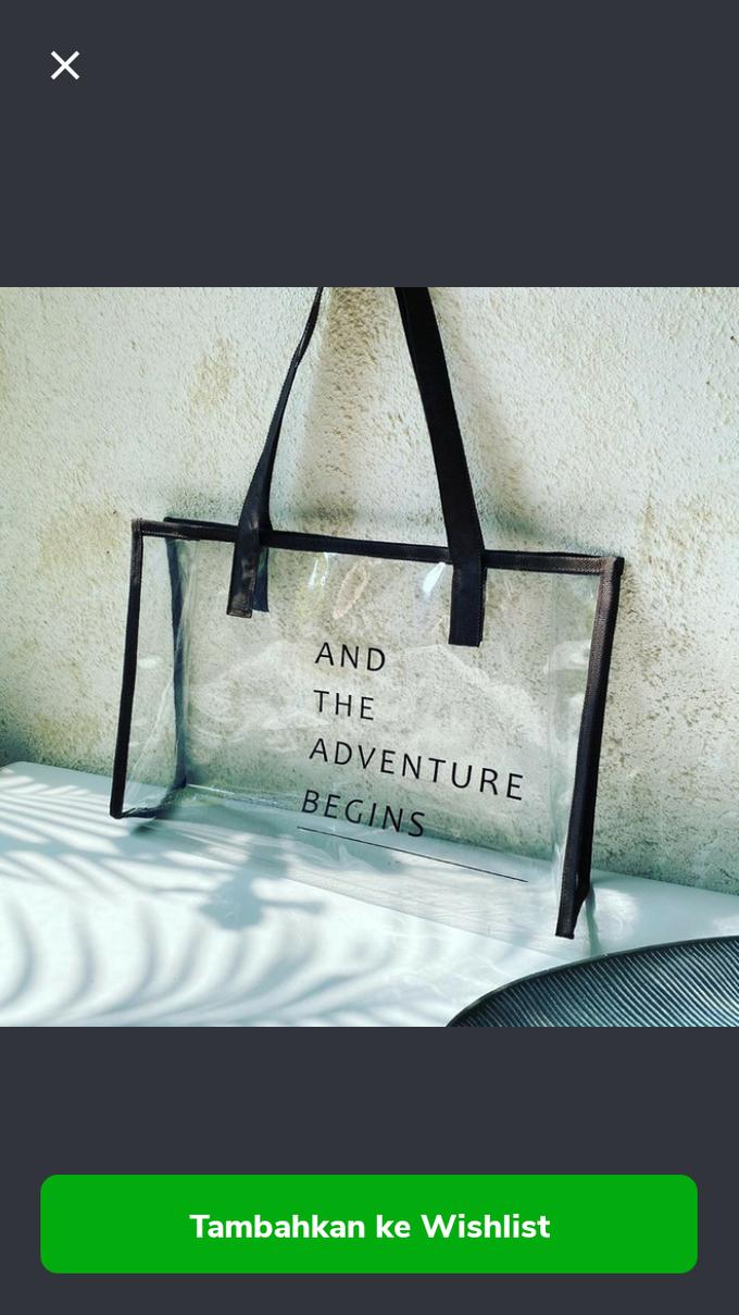 Glowing bag by Ayesa custom invitation & souvenir - 001