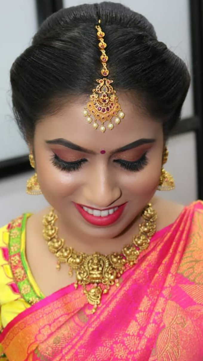 Bridal Makeup by AES - 007