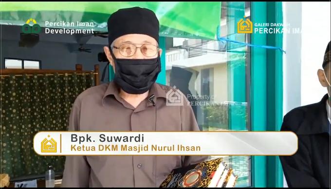 Reporter Wakaf Quran Percikan Iman by Panji Nugraha MC - 010