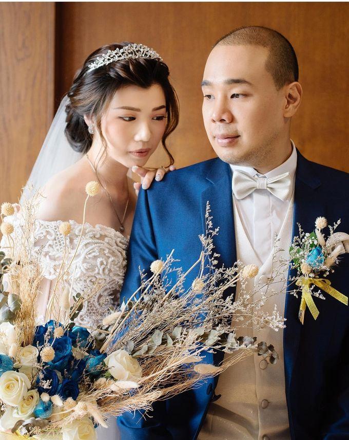 Mr. David & Mrs. Violita Wedding by Ventlee Groom Centre - 005