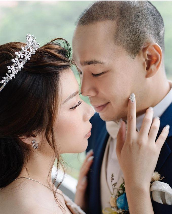 Mr. David & Mrs. Violita Wedding by Ventlee Groom Centre - 002