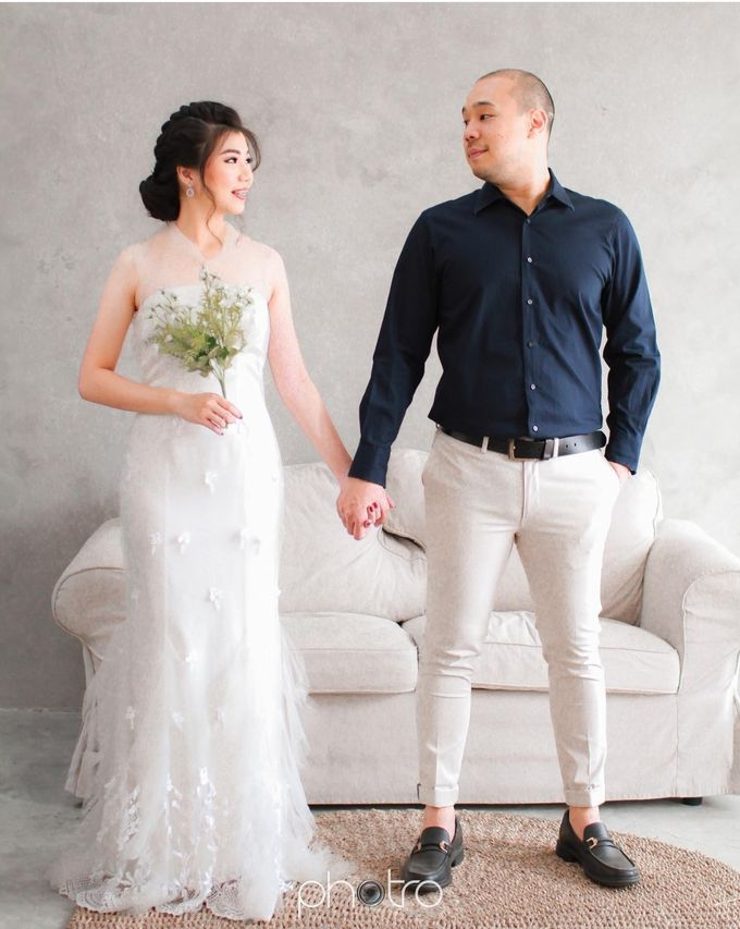 Mr. David & Mrs. Violita Wedding by Ventlee Groom Centre - 003
