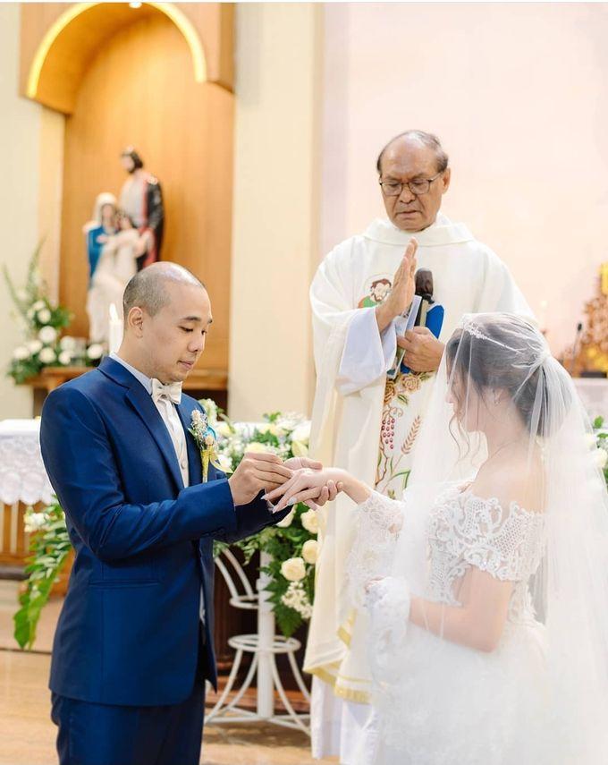 Mr. David & Mrs. Violita Wedding by Ventlee Groom Centre - 004