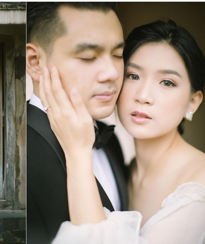 Mr. Andre & Mrs. Kiky by Ventlee Groom Centre - 005