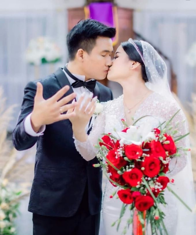 Mr. Dion & Mrs. Rhea Wedding by Ventlee Groom Centre - 001