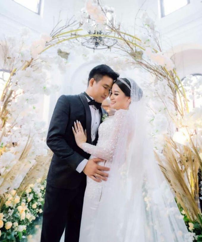 Mr. Dion & Mrs. Rhea Wedding by Ventlee Groom Centre - 004