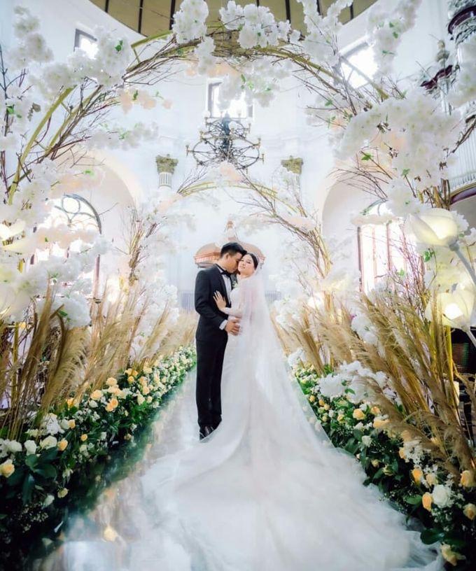 Mr. Dion & Mrs. Rhea Wedding by Ventlee Groom Centre - 006