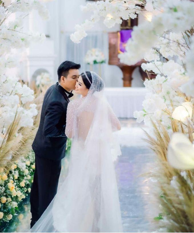 Mr. Dion & Mrs. Rhea Wedding by Ventlee Groom Centre - 005