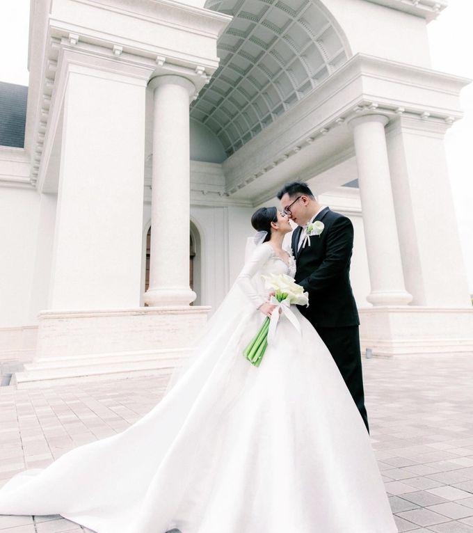 Mr. Christian & Mrs. Juventia Wedding by Ventlee Groom Centre - 006